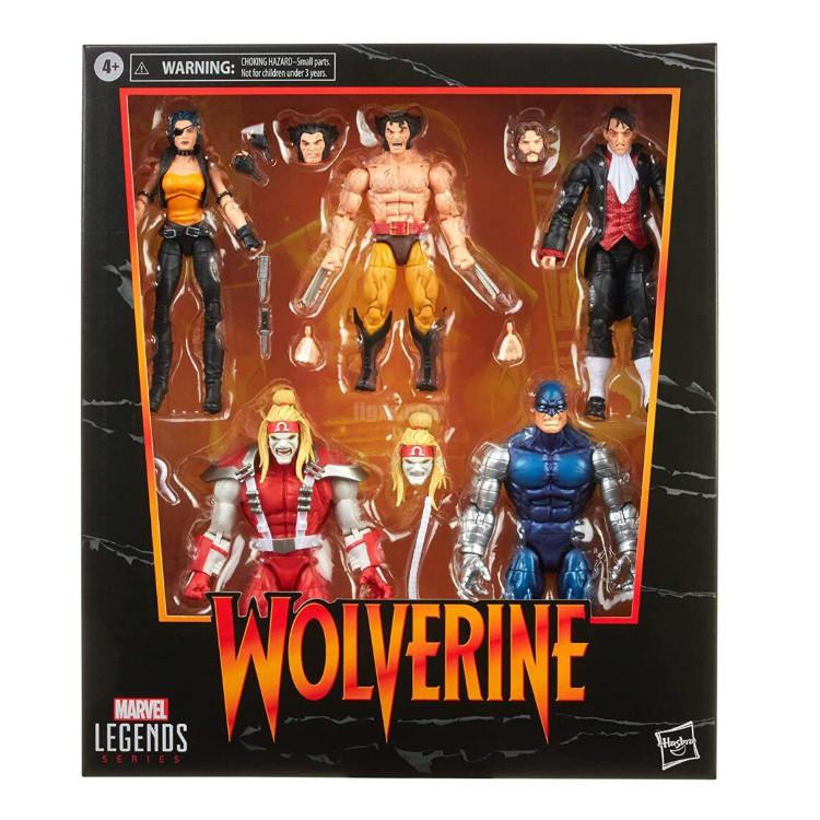Wolverine Foes