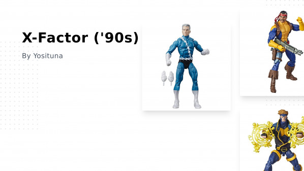 X-Factor ('90s) Collection