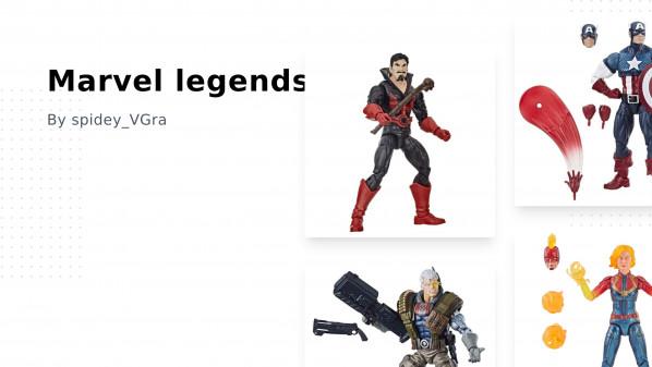 Marvel legends Collection