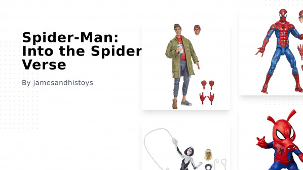 Spider-Man: Into the Spider-Verse Collection