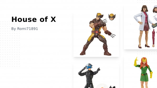 House of X Collection