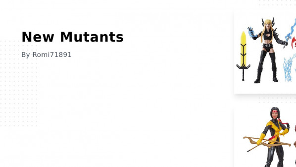 New Mutants Collection