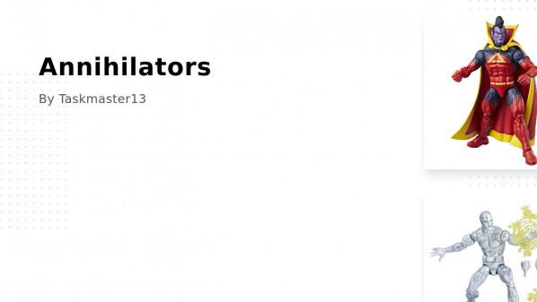 Annihilators Collection