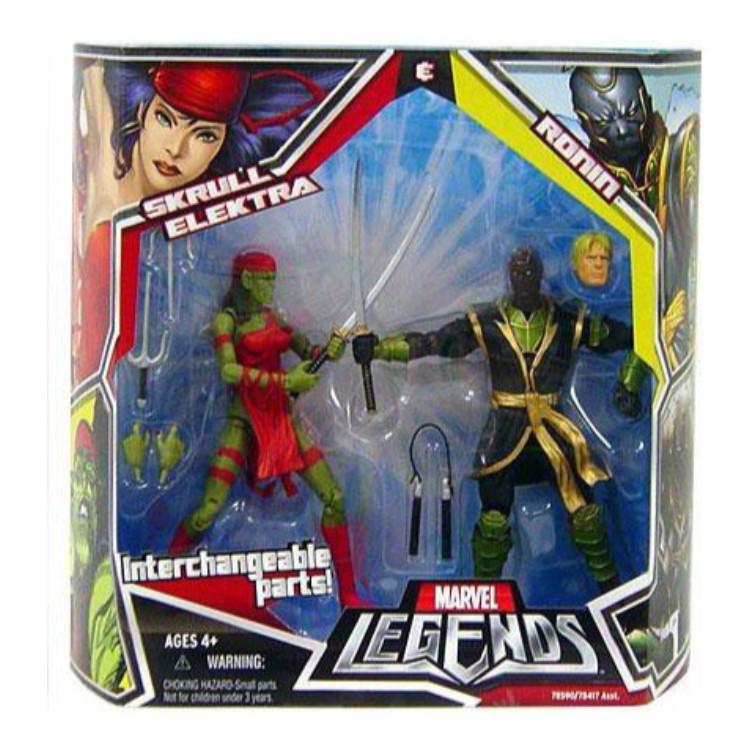 Elektra (Skrull) & Ronin