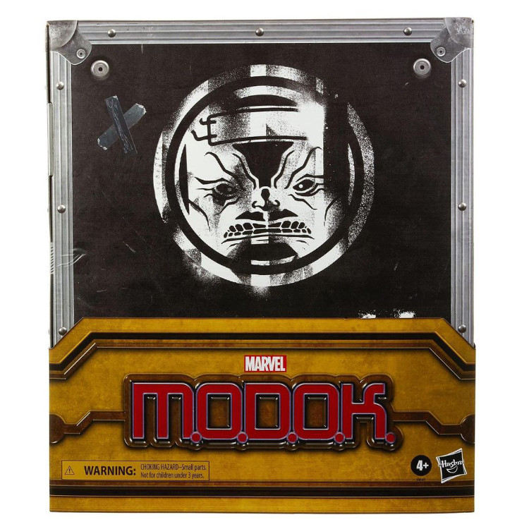 M.O.D.O.K. World Domination Tour Collection