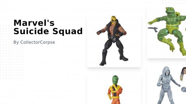 Marvel's Suicide Squad Collection