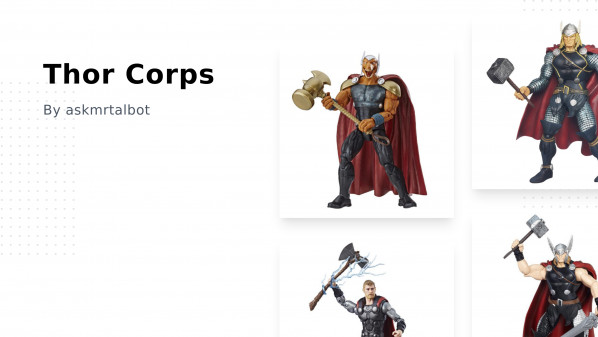 Thor Corps Collection