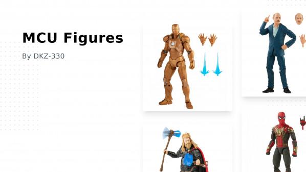 MCU Figures Collection
