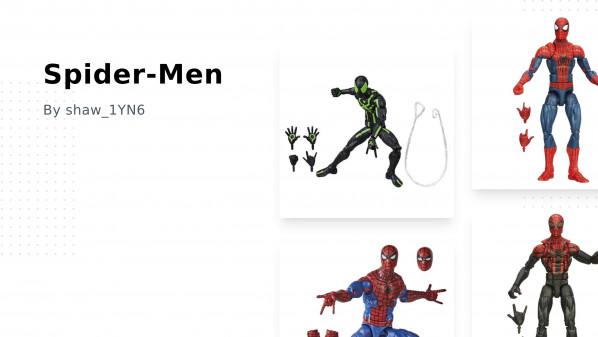 Spider-Men Collection