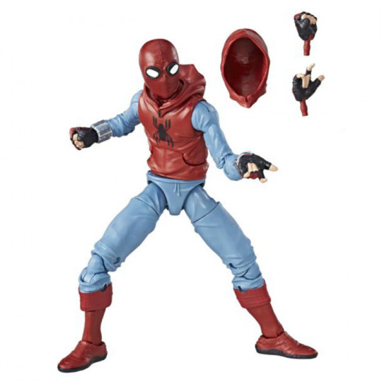 Homemade Spider-Man